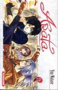 Arata T13, manga chez Kurokawa de Watase