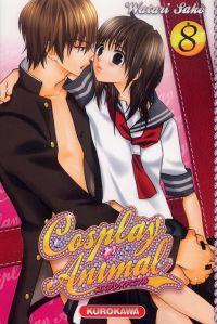 Cosplay animal T8 : , manga chez Kurokawa de Sako