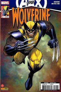 Wolverine (revue) – Revue V 3, T7 : Retour au Japon (0), comics chez Panini Comics de Aaron, Bachalo, Sanders, Tan, Keith, SotoColor, Adams