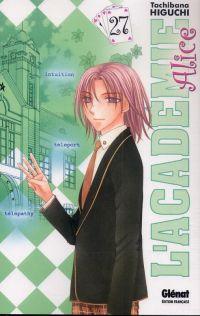 L'académie Alice T27 : , manga chez Glénat de Higuchi