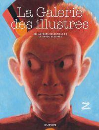 La Galerie des illustres, bd chez Dupuis de Collectif