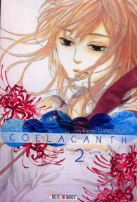 Coelacanth T2, manga chez Soleil de Shimotsuki