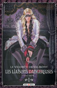 Le Vicomte de Valmont - les liaisons dangereuses T1, manga chez Soleil de Saito