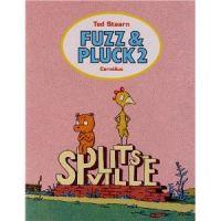 Fuzz et Pluck T2, comics chez Cornelius de Stearn