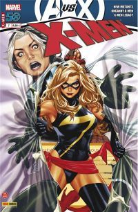 X-Men (revue) – V 3, T7 : Le poids de la guerre (0), comics chez Panini Comics de Gillen, Gage, Abnett, Lanning, Weaver, Baldeon, Fernandez, Tan, Charalampidis, Reber, Guru efx, Staples, Brooks