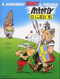 Astérix T1 : Astérix le gaulois (0), bd chez Hachette de Goscinny, Uderzo