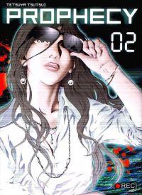 Prophecy T2, manga chez Ki-oon de Tsutsui