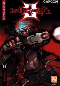 Devil may cry 3 T1 : Dante (0), manga chez Kazé manga de Chayamachi