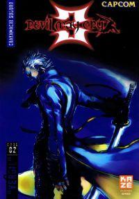 Devil may cry 3 T2 : Vergil (0), manga chez Kazé manga de Chayamachi