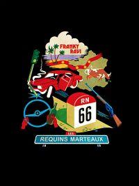 RN66, bd chez Les Requins Marteaux de Frankyravi