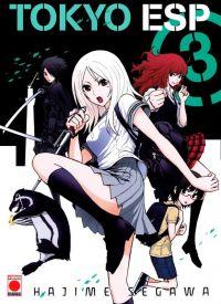 Tokyo ESP T3, manga chez Panini Comics de Segawa