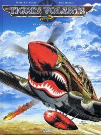 Les Tigres volants T1 : Raids sur rangoon (0), bd chez Soleil de Nolane, Molinari, Bergèse