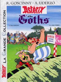 Astérix T3 : Astérix et les goths (0), bd chez Hachette de Goscinny, Uderzo