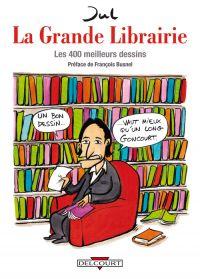 La Grande librairie, bd chez Delcourt de Jul