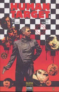 Human Target T1, comics chez Semic de Milligan, Biukovic, Loughridge, Bradstreet