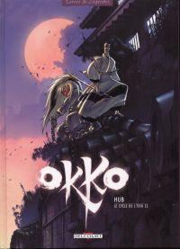 Okko – cycle 1 : Cycle de l'eau, T2 : Le cycle de l'eau 2 (0), bd chez Delcourt de Hub