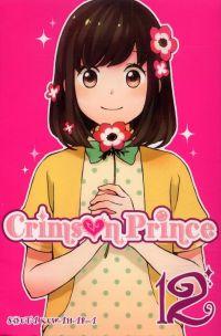 Crimson prince T12, manga chez Ki-oon de Kuwahara