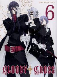 Bloody cross T6 : , manga chez Ki-oon de Komeyama