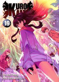 Kurokami - Black God T19, manga chez Ki-oon de Park, Lim