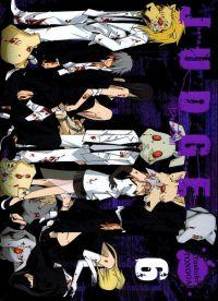Judge T6, manga chez Ki-oon de Tonogai