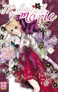 Mademoiselle se marie T9 : , manga chez Kazé manga de Hazuki