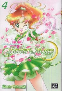 Sailor moon - Pretty guardian  T4, manga chez Pika de Takeuchi
