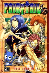 Fairy Tail T27, manga chez Pika de Mashima