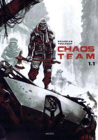 Chaos team T1, bd chez Akileos de Brugeas, Toulhoat