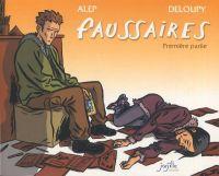Les Faussaires, bd chez Jarjille éditions de Deloupy, Alep