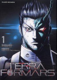 Terra Formars T1, manga chez Kazé manga de Sasuga, Tachibana