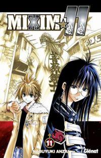 Mixim 11 T11, manga chez Glénat de Anzai
