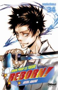 Reborn ! Mon prof le tueur T34 : Voilà l'éveil ! (0), manga chez Glénat de Amano