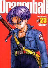 Dragon Ball – Ultimate edition, T23, manga chez Glénat de Toriyama
