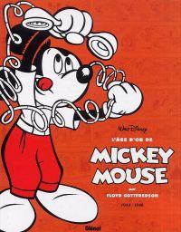 L'Age d'or de Mickey Mouse T6 : 1944 / 1946 - Kid Mickey et autres histoires (0), comics chez Glénat de Gottfredson
