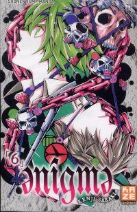 Enigma T6 : , manga chez Kazé manga de Sakaki