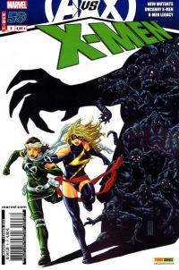X-Men (revue) – V 3, T8 : Affronter l'avenir (0), comics chez Panini Comics de Lanning, Abnett, Gage, Gillen, Acuña, Baldeon, Ruiz, Fernandez, Reber, Staples, Brooks