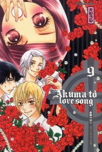 Akuma to love song T9, manga chez Kana de Tomori