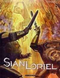 Sian Loriel T2 : La vierge et le fer (0), bd chez Le Lombard de Attinost, de Luca, Suman