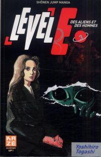 Level E T3 : , manga chez Kazé manga de Togashi
