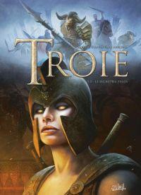 Troie T2 : Le secret du Talos (0), bd chez Soleil de Jarry, Campanella Ardisha, Scopetta