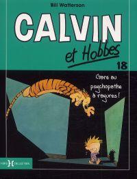 Calvin et Hobbes T18 : , comics chez Hors Collection de Watterson