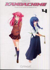 Kandachime T4, manga chez Clair de Lune de Task, Tamegai