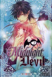 Midnight devil  T2, manga chez Soleil de Miura