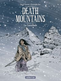 Death mountains T2 : La cannibale (0), bd chez Casterman de Bec, Brecht