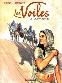 Les Voiles T2 : Le labyrinthe (0), bd chez Casterman de Renot, Ersel, Lecloux
