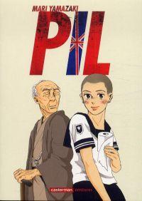 P.I.L., manga chez Casterman de Yamazaki