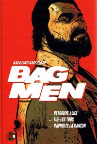 Bag men, bd chez Casterman de Ameziane