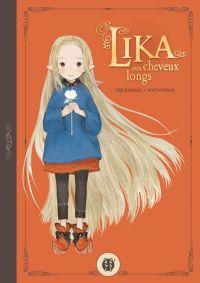 Lika aux cheveux longs : , manga chez Nobi Nobi! de Kanno, Matayoshi