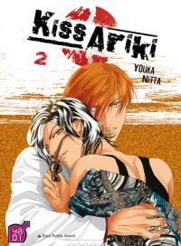 Kiss Ariki T2, manga chez Taïfu comics de Nitta