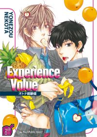 Experience value, manga chez Taïfu comics de Nekota